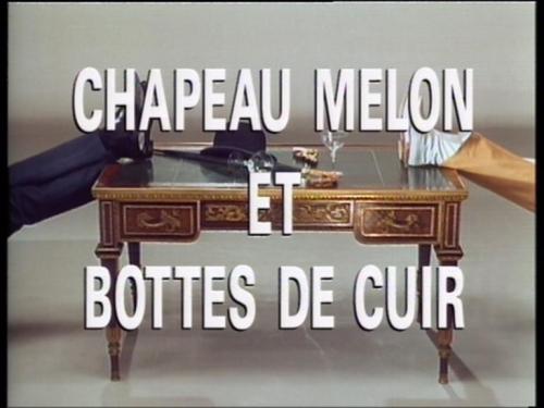 Chapeau melon et bottes de cuir des ackrob ciens aux saules - Chapeau melon et bottes de cuir purdey ...