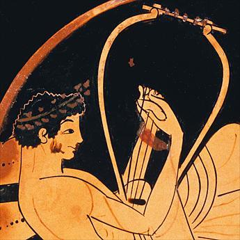 auteur orphée et eurydice