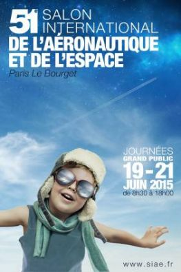 Salon du bourget 15 au 21 juin 2015 brevet d 39 initiation for Salon aeronautique