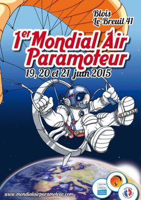 Salon du paramoteur 2015 blois le breuil brevet d for Salon du chiot blois