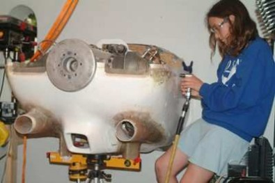 At 14, Sabrina Pasterski is already building airplanes