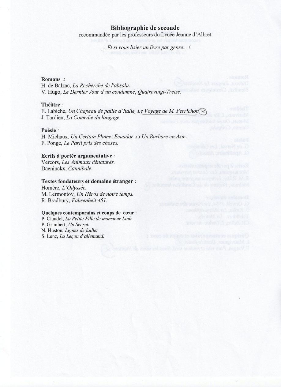 Quelques Livres A Lire Blog Du Centre De Documentation Du