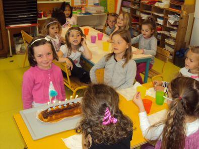 Les anniversaires de mai juin et de l 39 t classe de - Piscine bassins anniversaire versailles ...