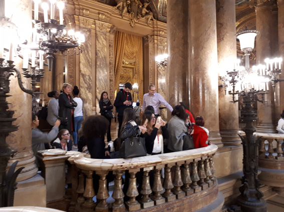 le grand escalier opéra garnier
