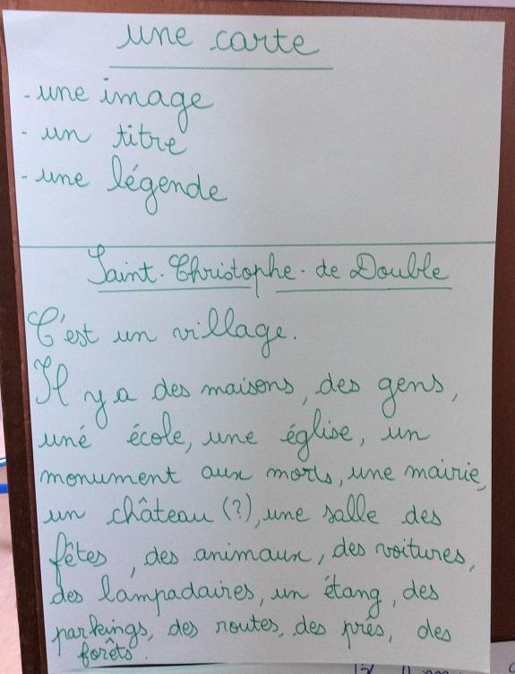 Carte De Leurope Pour Ce2.Saint Christophe Du Double Les Ce1 Et Ce2 De L Ecole Rosa Bonheur