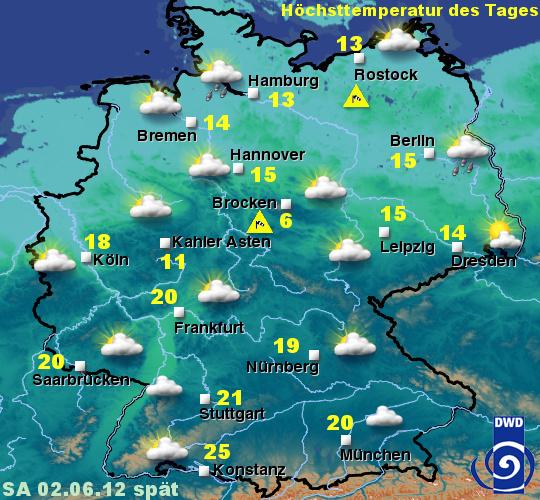 Wie Ist Das Wetter Heute In Wuppertal