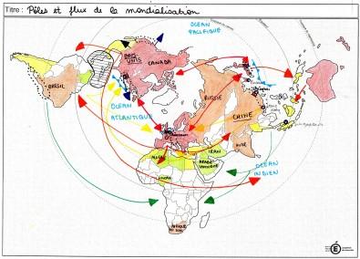 Fond De Carte Bresil Eduscol.Le Croquis De Geographie Au Bac Blog D Histoire Geographie Pour