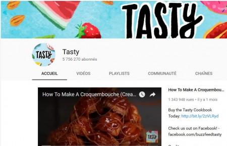 Mon Top 5 Des Youtubers Cuisine A Suivre Le P Tit Chabanne