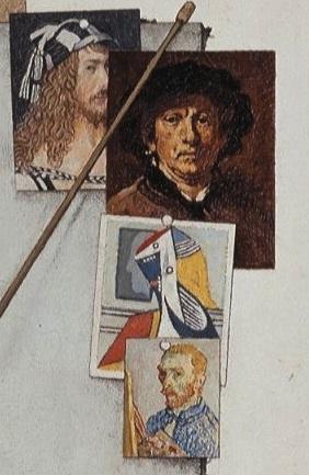Dissertation autoportrait