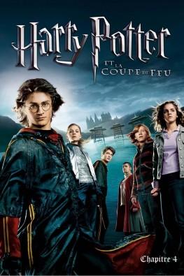 Harry Potter et la coupe de feu, Mike NEWELL ; affiche du film