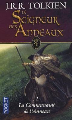 Le Seigneur des Anneaux tome 1, illustration de John HOWE © Pocket