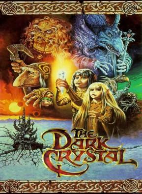 The Dark Crystal, affiche du film de Frank OZ et Jim HENSON