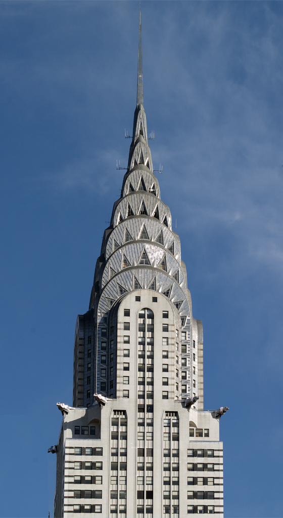 chrysler building hda