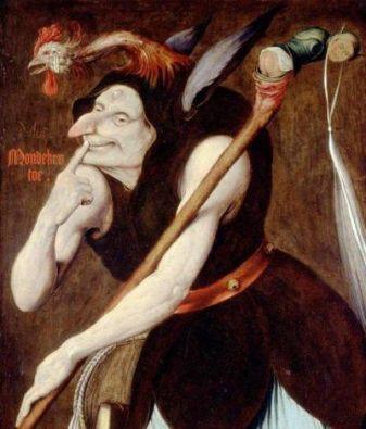Très Bouffon et folie chez Shakespeare - L'option Théâtre du lycée Rosa  BE52