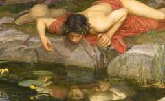 Dieu est-il narcissique? .Narcisse_s