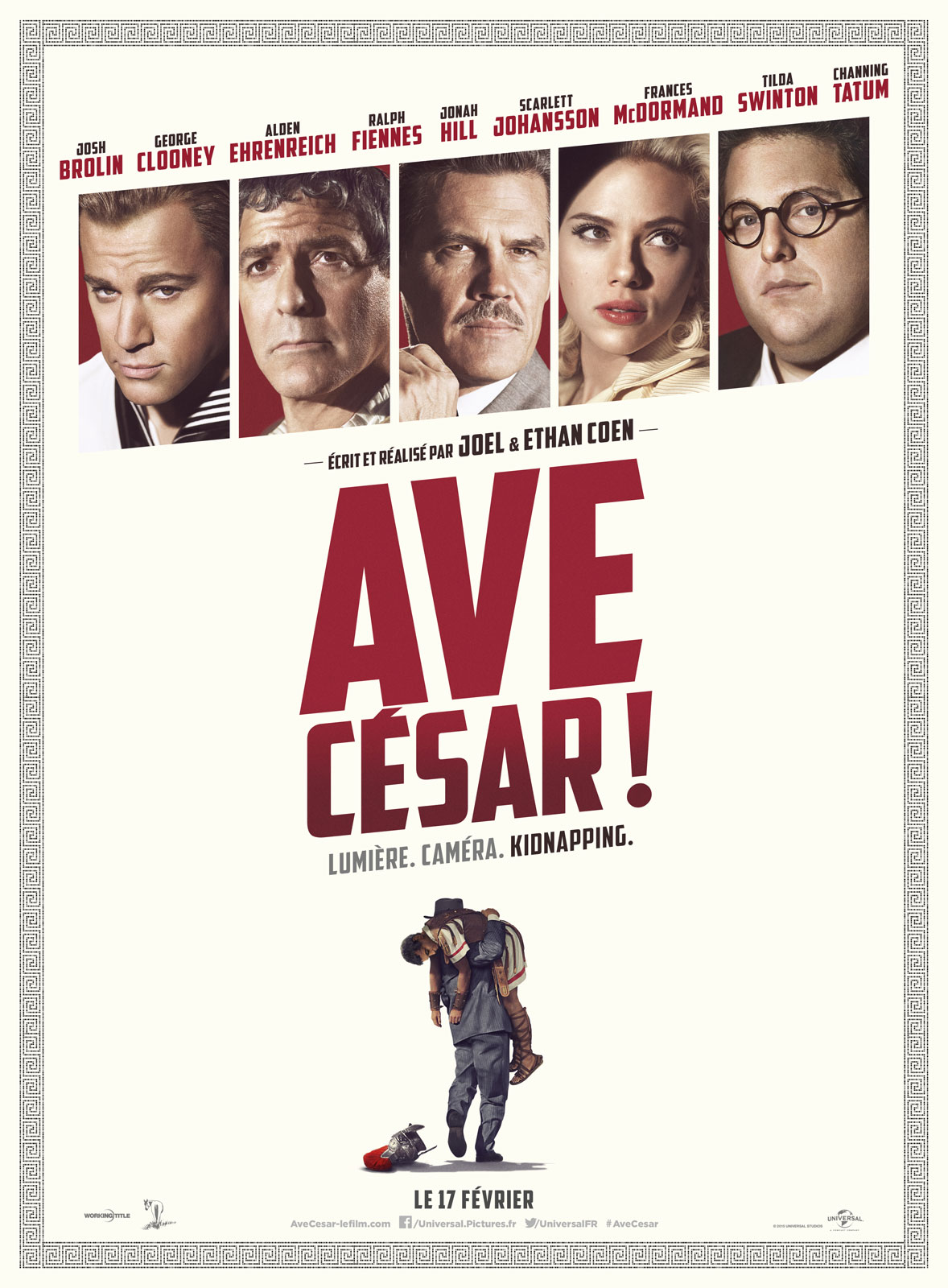 Image result for ave cesar affiche