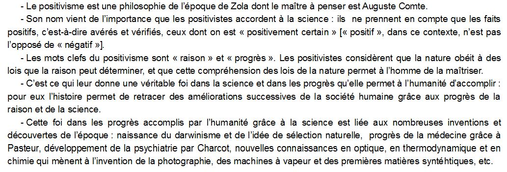 Mot cl naturalisme en toutes lettres blog p dagogique for Etymologie du mot miroir