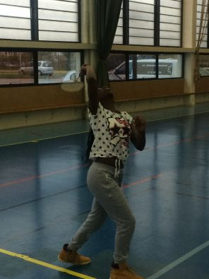 Cycle de badminton adapté ! - Blog du dispositif ULIS TFM du