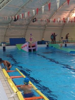 Blog de l 39 cole victor hugo 2 d 39 ermont - Nager dans la piscine ...